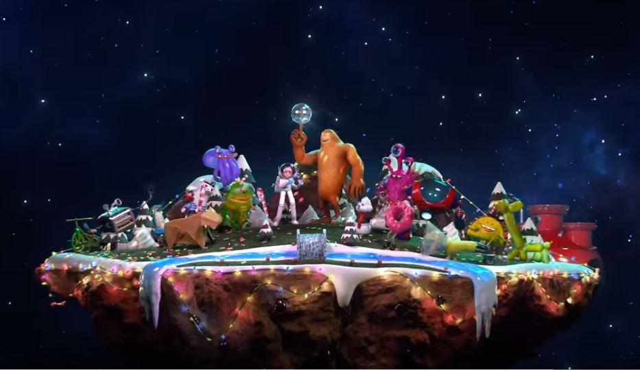 Microsoft nos invita a crear un mundo mejor en su anuncio navideño para promocionar Remix3D