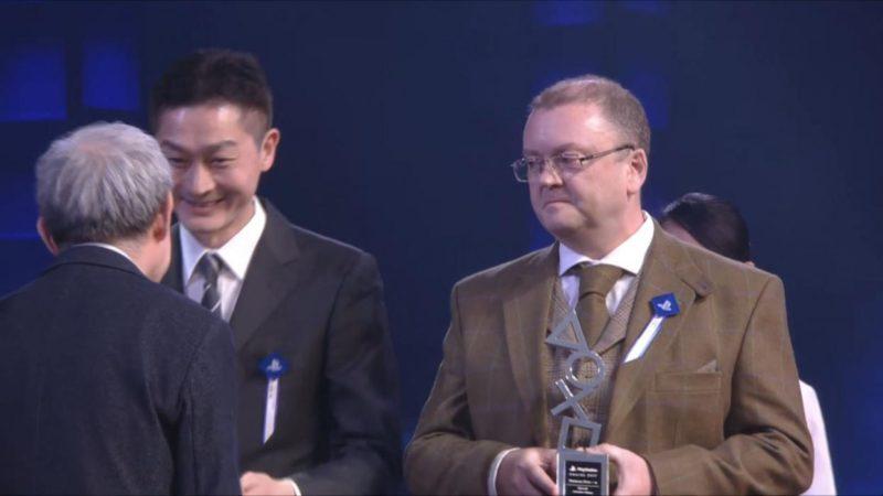 Microsoft fue el rey en los PlayStation Awards, consiguiendo el premio mas importante del certamen