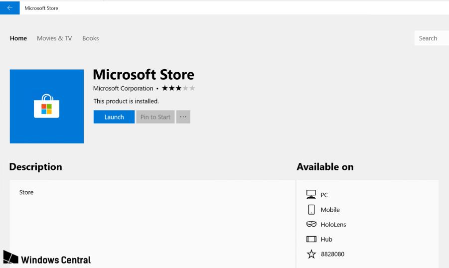 """Microsoft ya estaría probando en la tienda las aplicaciones para """"Andromeda"""""""