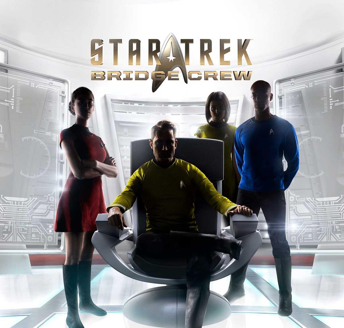 Star Trek: Bridge Crew también llega a los usuarios sin VR y para Windows Mixed Reality
