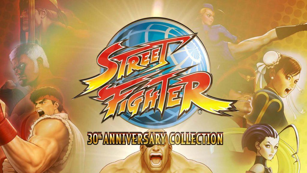 Street Fighter colección 30 aniversario llegará a Xbox One, PlayStation 4, Nintendo Switch y PC