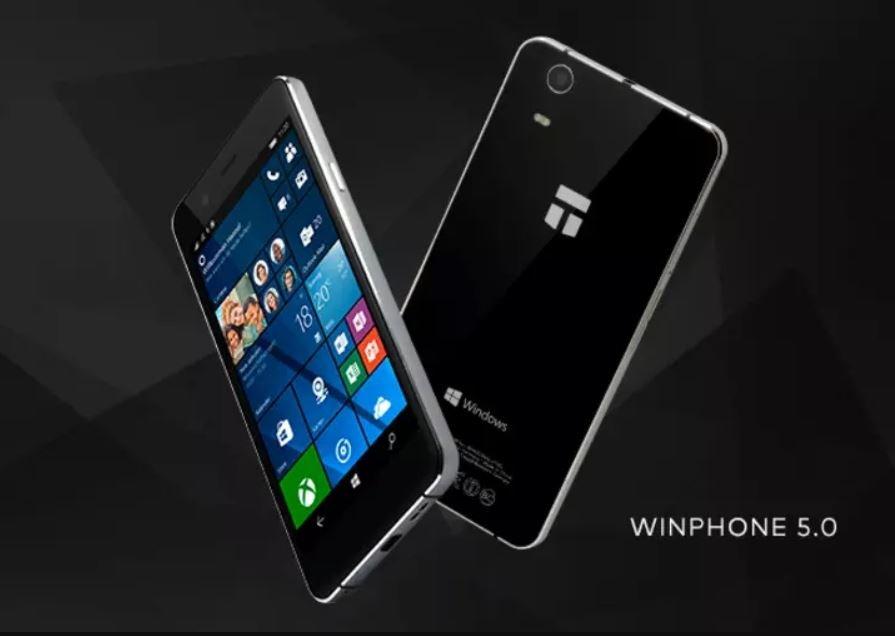 Trekstor no logra financiar su móvil Windows 10, ¡No pudo ser!