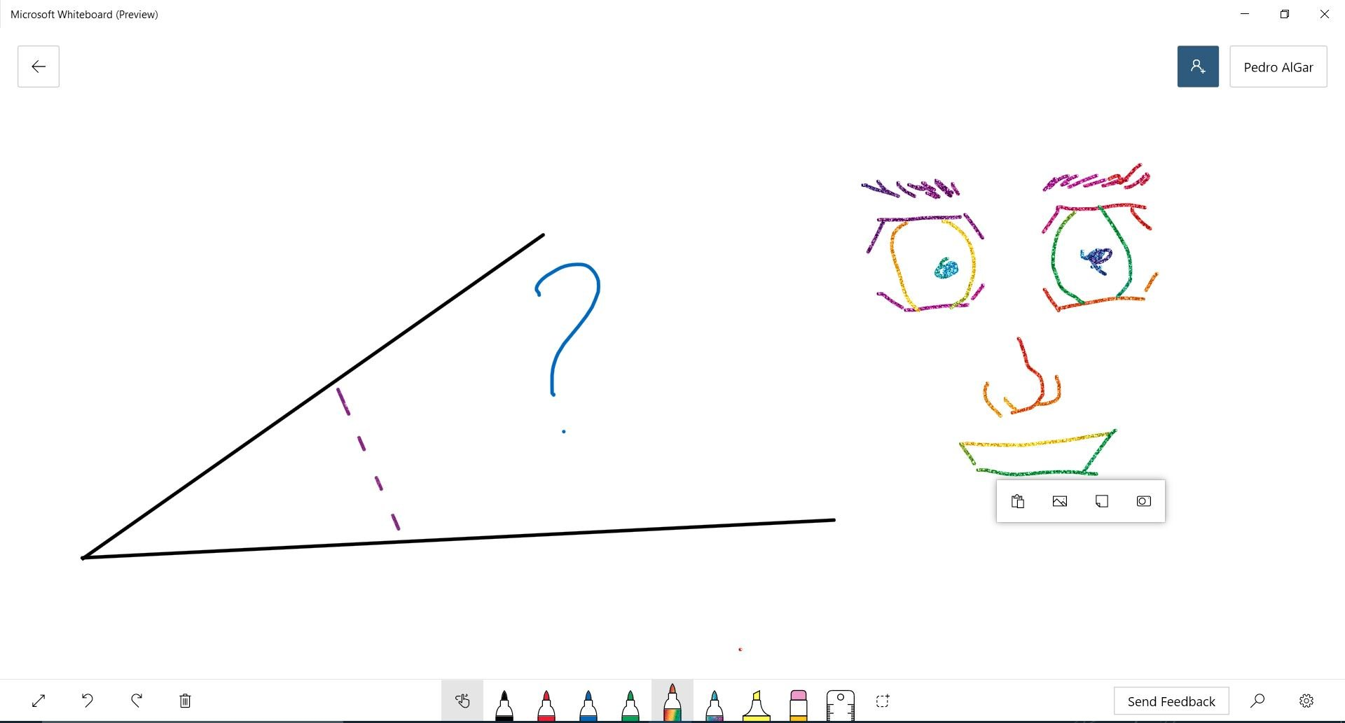 Microsoft Whiteboard disponible en forma de Preview para Windows 10 PC