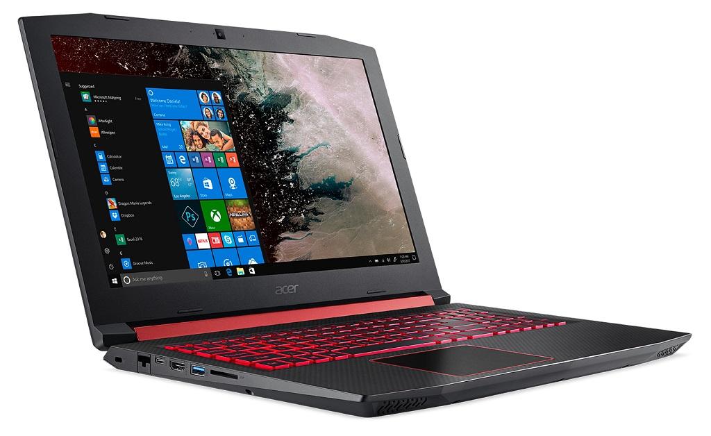 Acer Nitro 5, el nuevo portátil para gamers potenciado por AMD