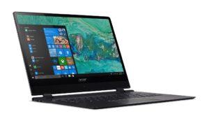 Acer presenta su nuevo Swift 7, el portatil mas fino del mundo con conectividad 4G / LTE