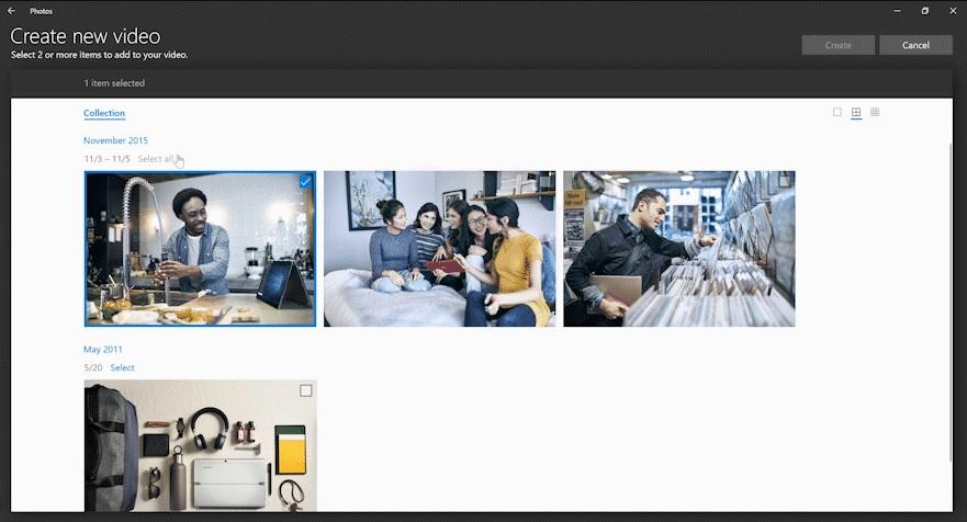 """""""Elige una estrella"""", la nueva función que está llegando a Fotos"""