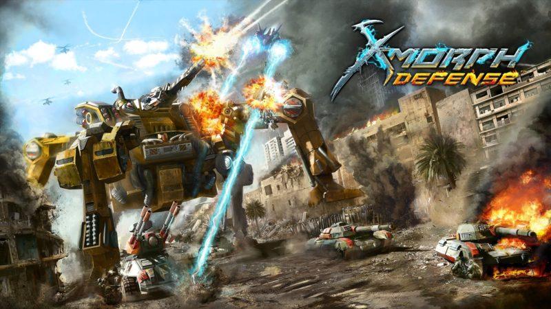 X-Morph: Defense, nuevo juego Xbox para Windows 10