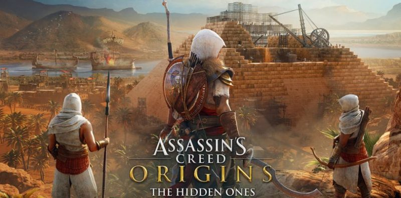 La primera expansión de Assassin's Creed Origins será The Hidden Ones