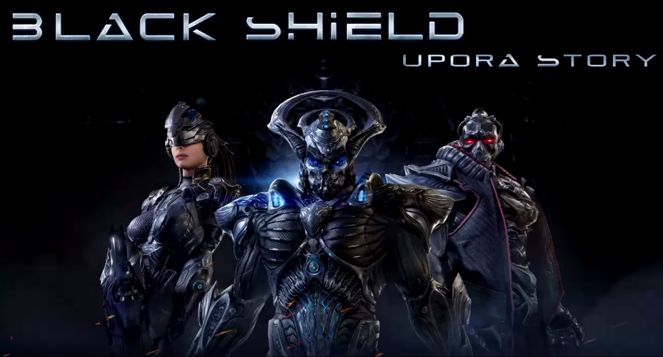 Black Shield: Upora Story, una opera espacial épica que llega a WMR