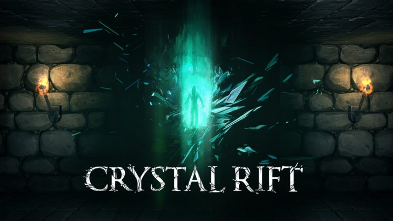 Crystal Rift, nuevo juego Xbox disponible para Windows Mided Reality