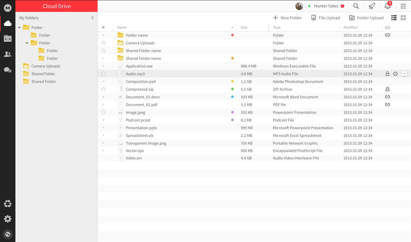 La extensión de Mega para Microsoft Edge ya está disponible