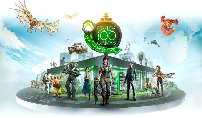 Xbox Games Pass retirará 21 juegos el próximo 31 de Mayo
