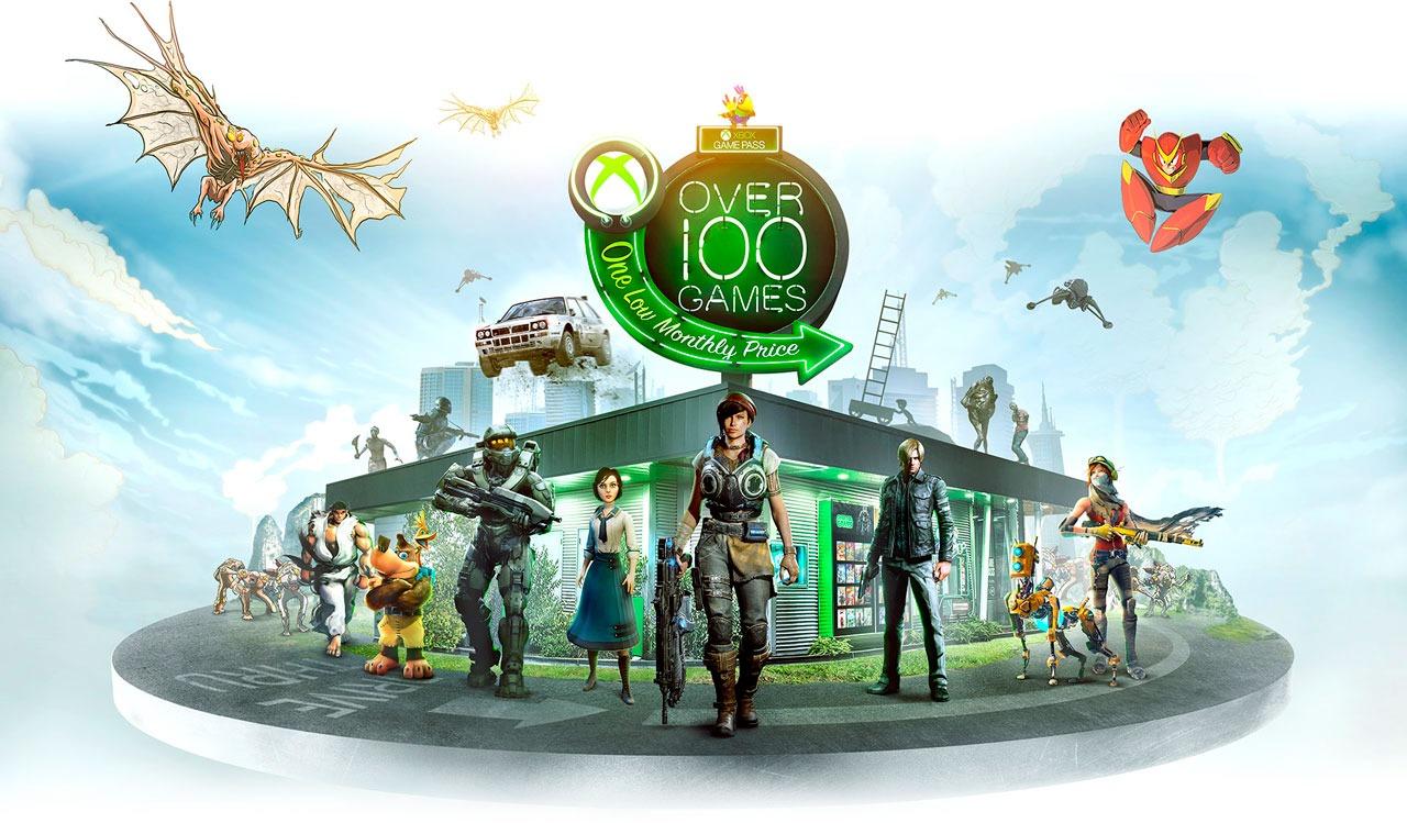 Xbox Game Pass - Febrero 2018