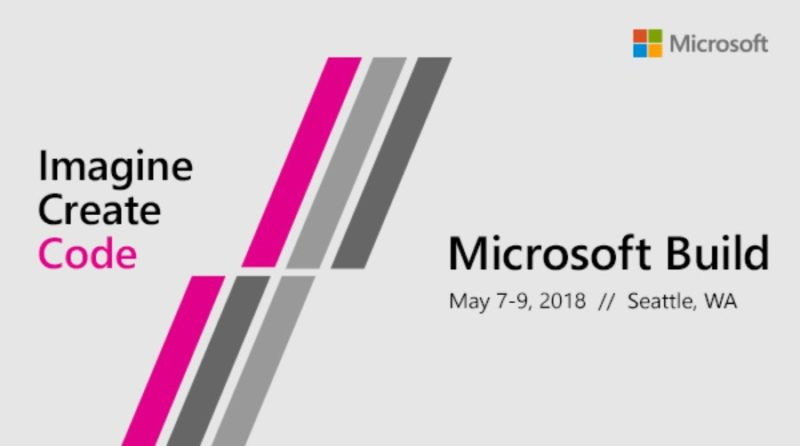 Ya está disponible la lista de sesiones para la Microsoft Build 2018
