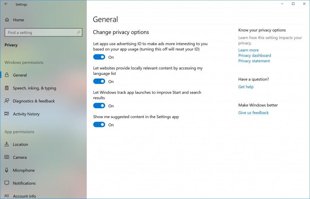 Disponible la Build 17093 para Windows 10 PC en el anillo rápido