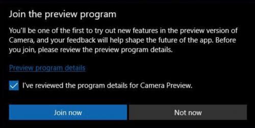 Microsoft permite que te unas a las preview de Apps en Windows 10