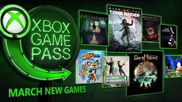 Estos son los nuevos juegos que llegarán en Marzo a Xbox Games Pass