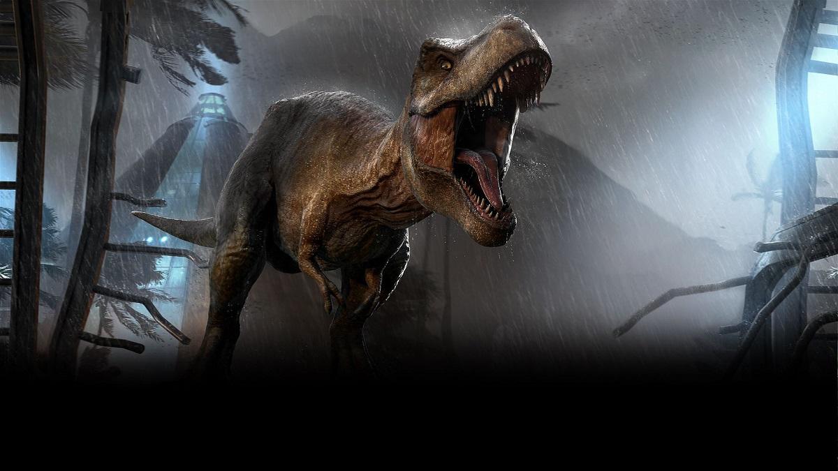 Jurassic World Evolution para Xbox