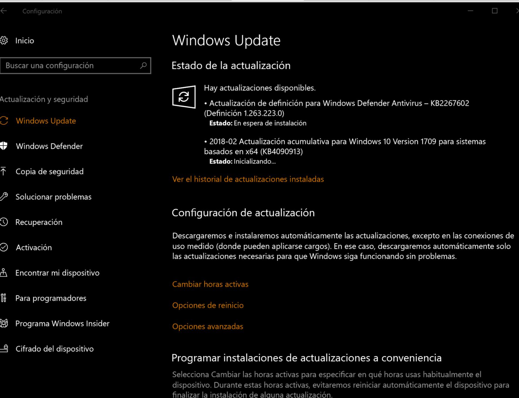 Build 16299.251 nuevo parche KB4090913 para solucionar problemas con los USB