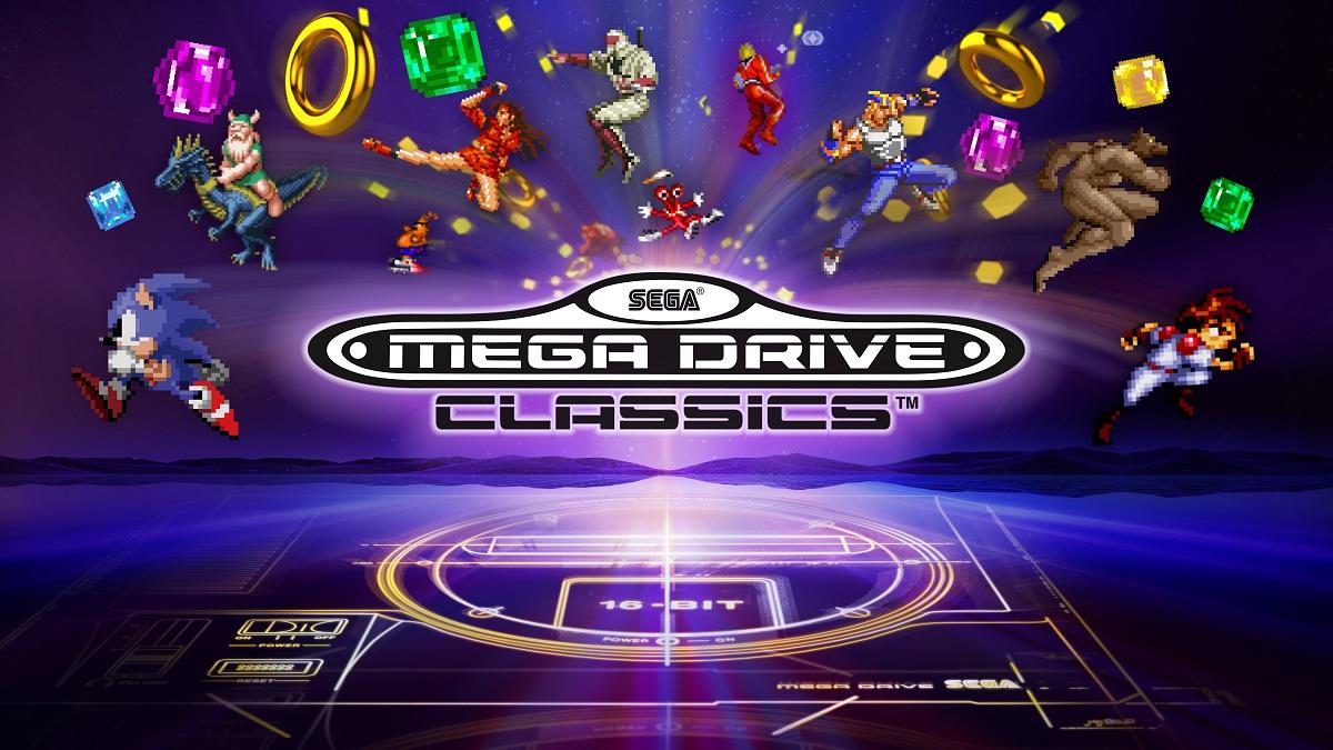 SEGA Mega Drive Classics disponible oficialmente para Xbox One
