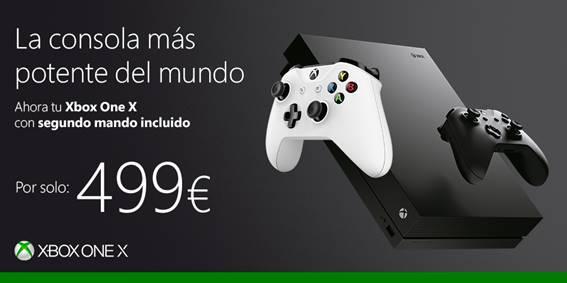 Vuelve el Mes del Jugón con Xbox