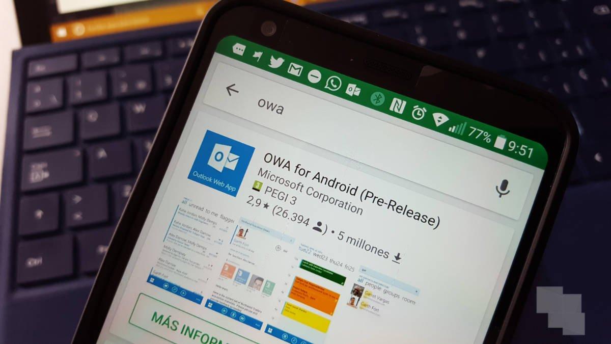 Microsoft retirará en mayo las aplicaciones OWA para iOS™ y Android
