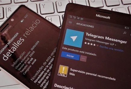 telegram windows phone