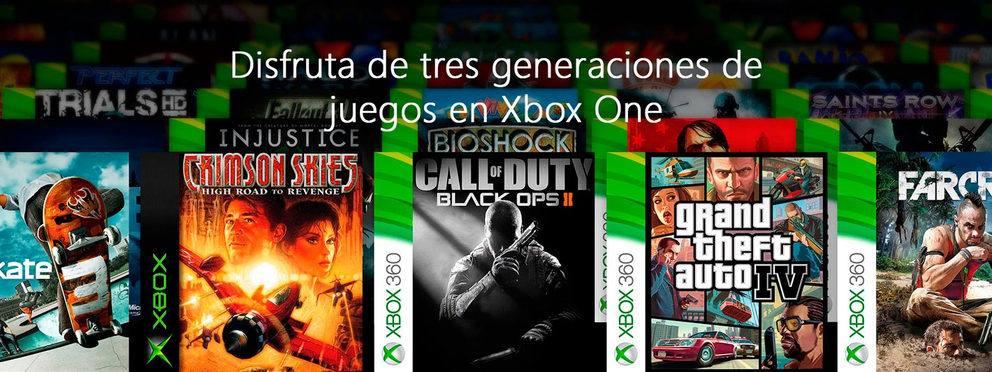 Juegos Retrocompatibles Para Xbox One Onewindows