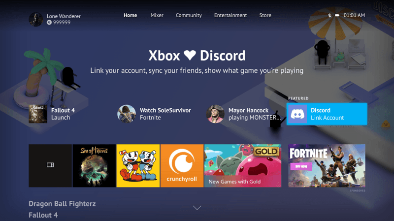 Microsoft y Discord unen fuerzas para mejorar la experiencia social gaming en Xbox One y PC