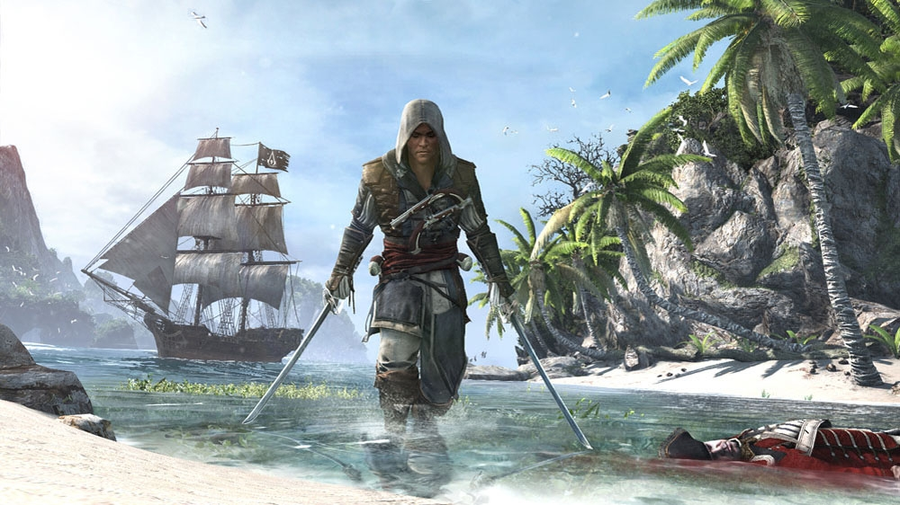 Assassin's Creed IV Black Flag y Divinity II, The Dragon Knight Saga ya son retrocompatibles para Xbox One