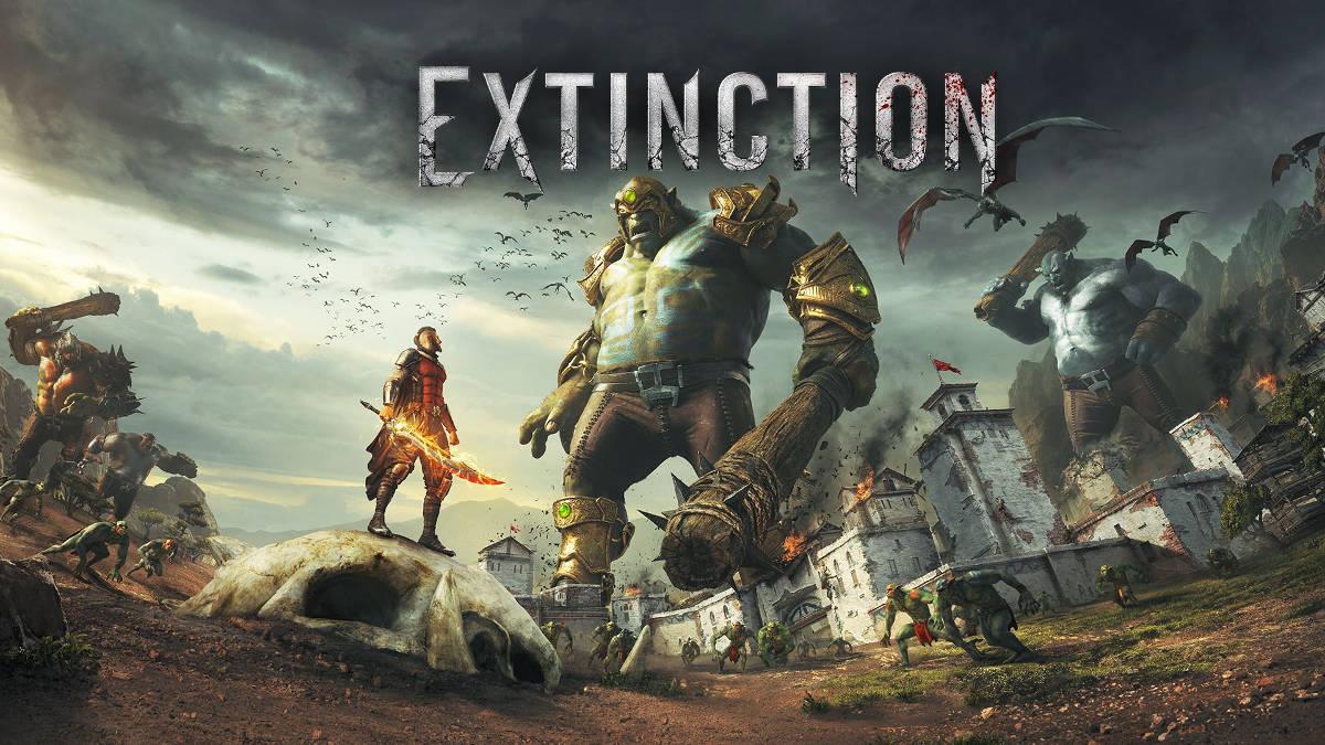 Ya puedes reservar Extinction para Xbox One