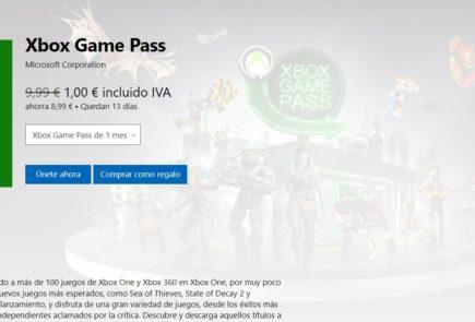 games pass por 1 euro