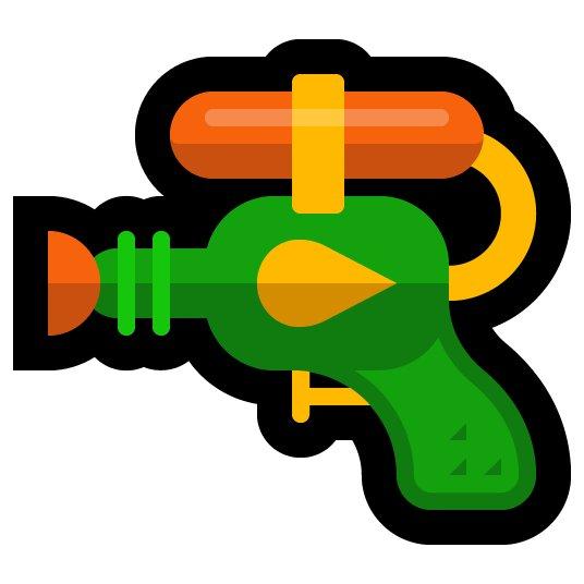 Microsoft dice adiós al emoji arma de fuego reemplazandola por una pistola de agua