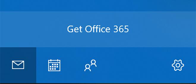 Microsoft estaría probando los banner de publicidad en la aplicación de correos