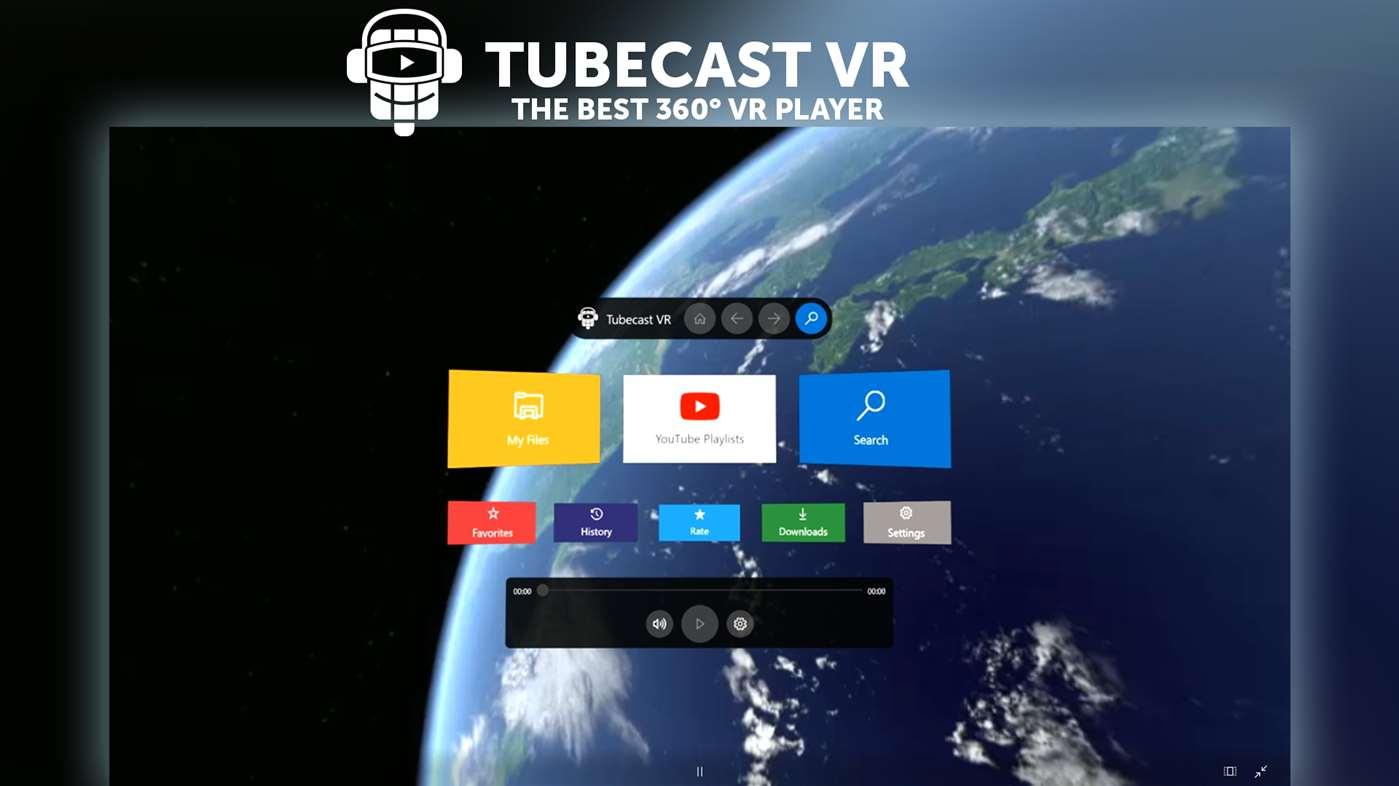 Tubecast VR