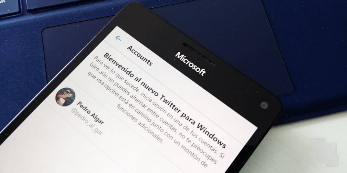 Twitter PWA para Windows 10 Mobile ya disponible en la Microsoft Store