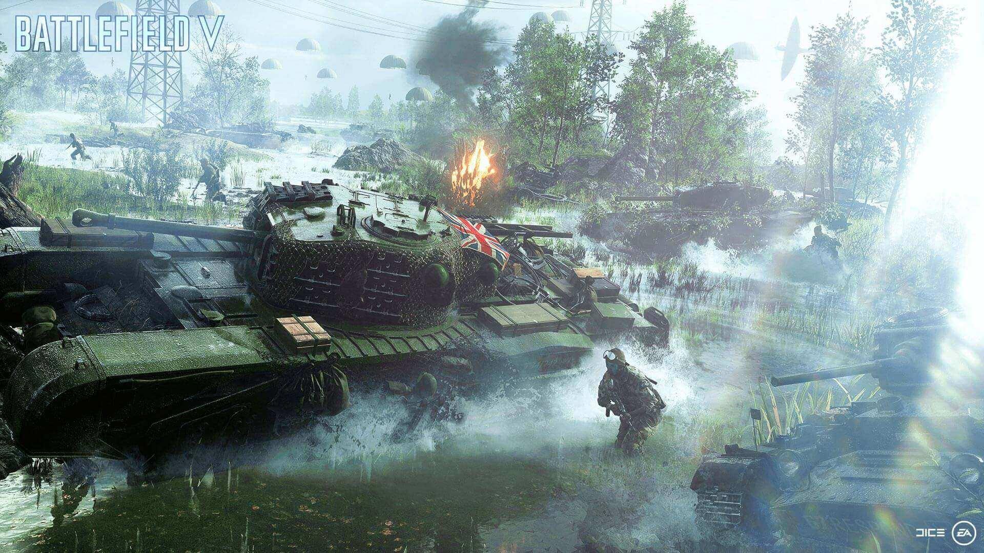 Battlefield V se anuncia para Xbox y ya puedes reservarlo