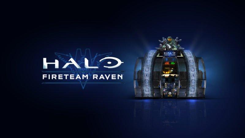 Halo Fireteam Raven, un Halo exclusivo para máquinas recreativas
