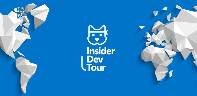 Microsoft anuncia el Insider Dev Tour 2018