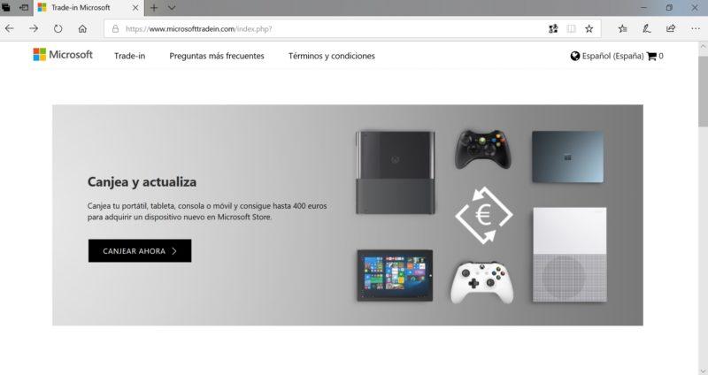 ¿Conoces Microsoft Trade In?, te explicamos qué es y como funciona