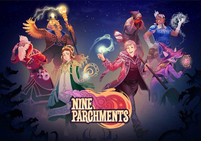 Nine Parchments, analizamos este mágico juego