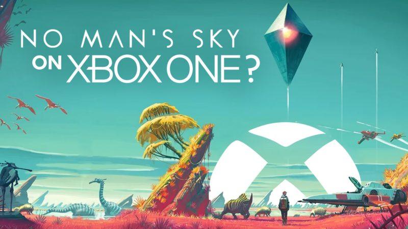 No Man's Sky ya tiene fecha de lanzamiento en Xbox One