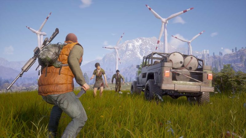 State of Decay 2: Ultimate Edition ya disponible para Xbox One y Windows 10 como Play Anywhere