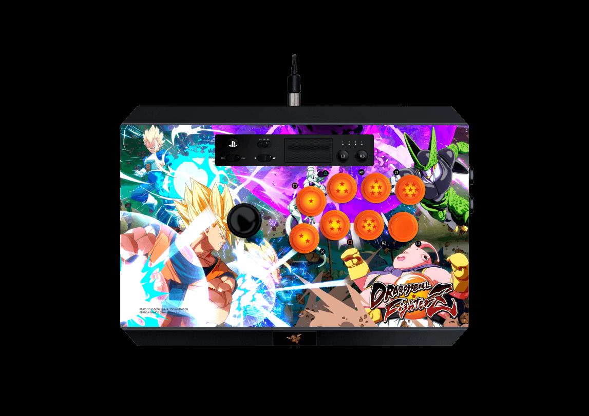 Razer y Bandai Namco presentan sus los arcade sticks de Dragon Ball Fighterz para Xbox One y PS4