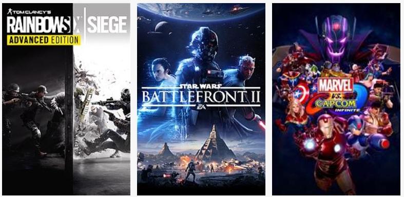 Ya tenemos las Deals With Gold de esta semana con STAR WARS Battlefront II en oferta y mucho más