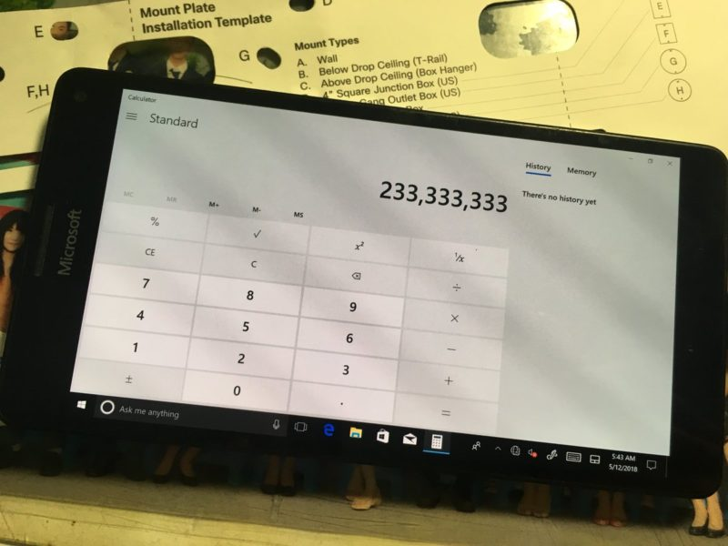 Lumia 950 y Windows 10 en ARM, una realidad que pinta bien