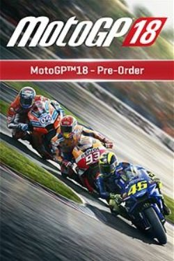 MotoGP™18 - Pre-Order