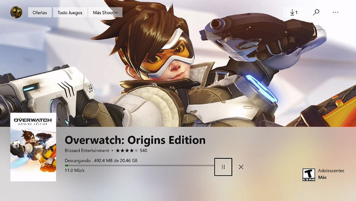 Ya puedes jugar gratis a Overwatch hasta el 29 de Mayo