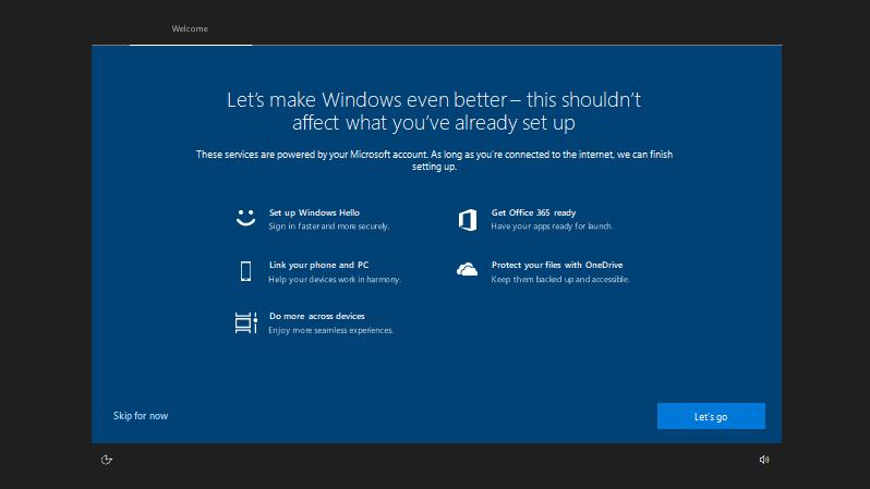 Disponible la Build 17682 para el anillo rápido y Skip Ahead de Windows 10 Insider