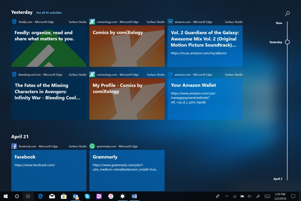 Build 17661 de Windows 10 Insider Preview (Redstone 5), disponible en los anillos Skip Ahead y Rápido